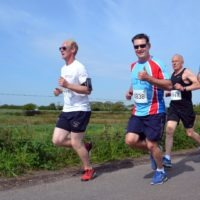 Lymington RNLI Lifeboat 10k 2016
