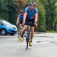 Thrills & Spills Training Duathlon 2018