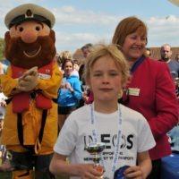 Lymington RNLI Lifeboat 10k 2012